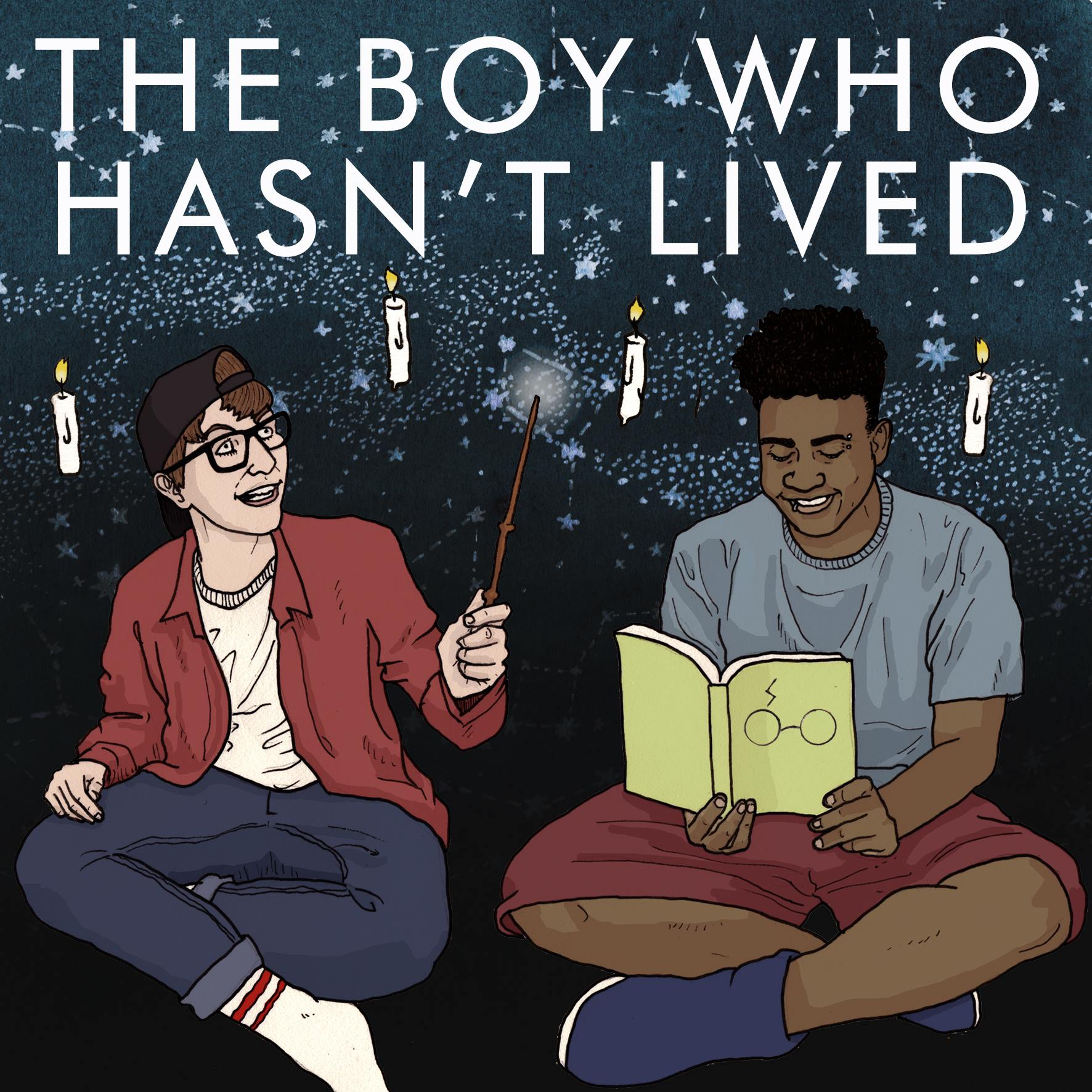 The Boy Who Hasn't Lived show art