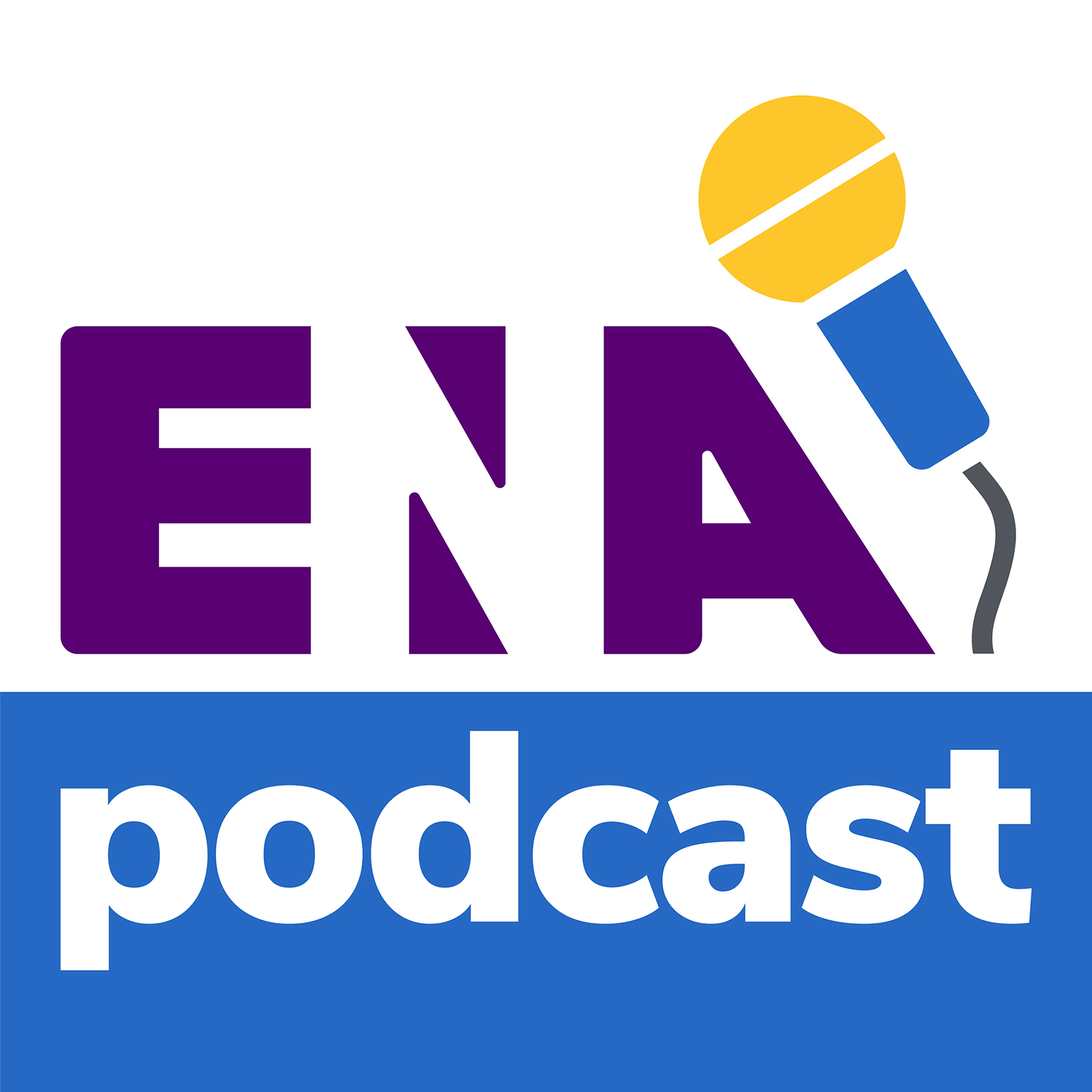 ENA Podcast show art