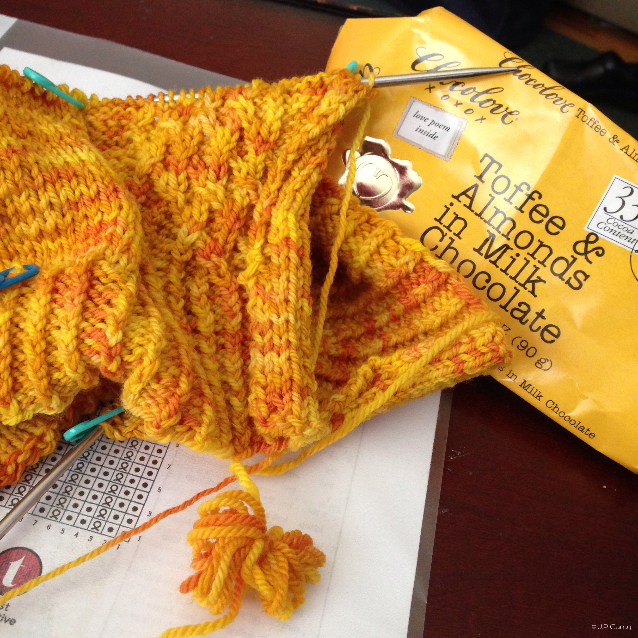 Big skeins - Episode 281- The Knitmore Girls