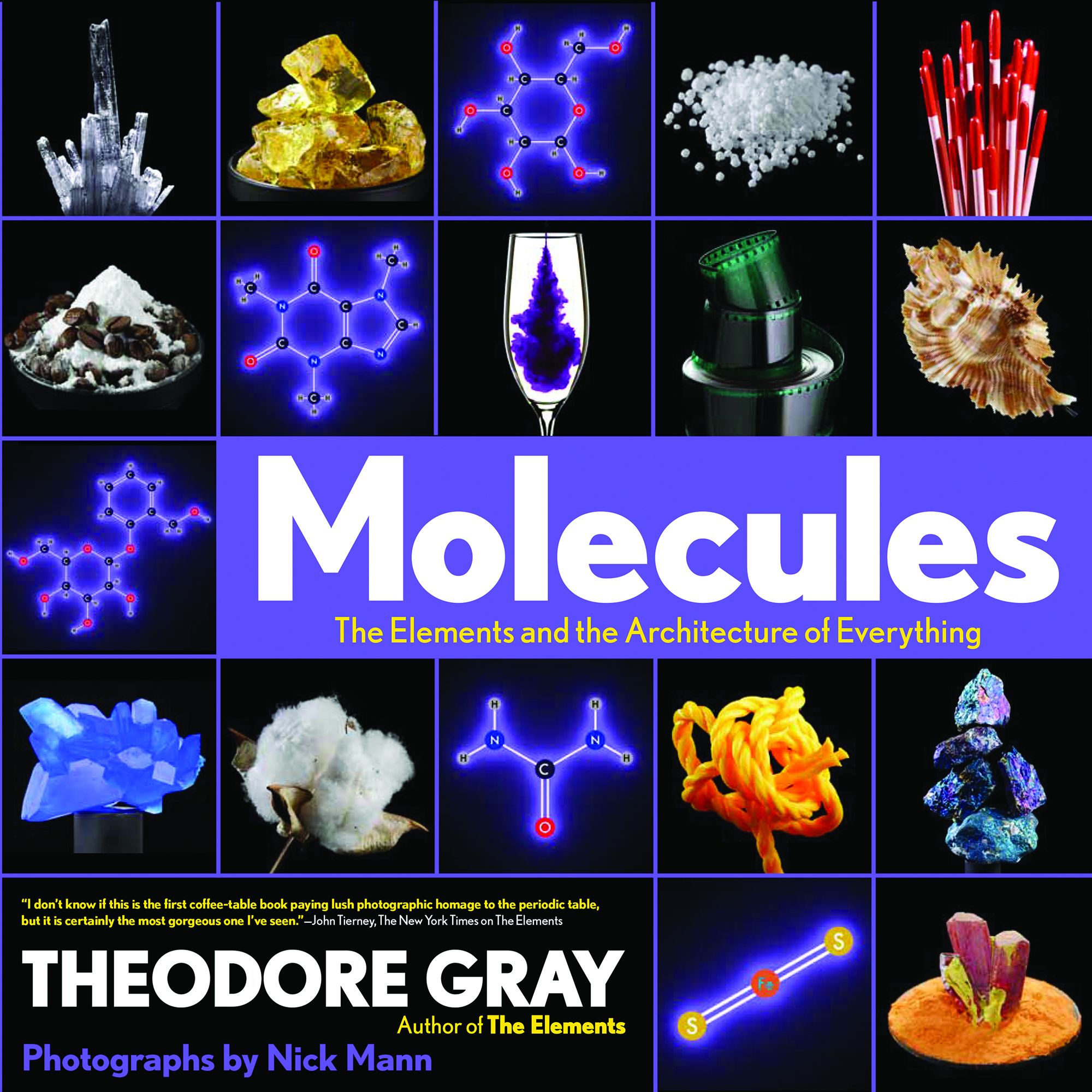 Artwork for Ep. 8: Molecules with Theodore Gray