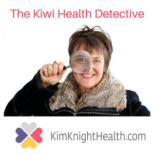 The Kiwi Health Detective. Get rid of debilitating symptoms by clearing the metaphysical cause of dis-ease.