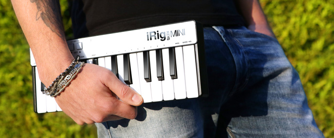 IKMultimedia iRig Keys MINI 25