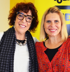 The Life of Ronni Kahn from Successful Event Planner to launching OzHarvest
