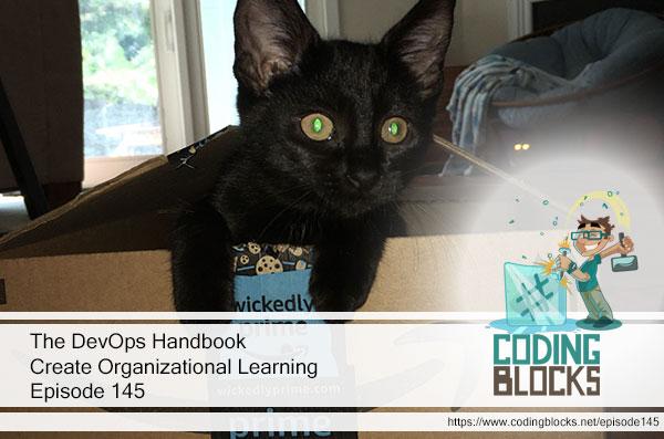 The DevOps Handbook - Create Organizational Learning
