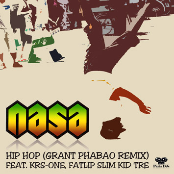 N.A.S.A. - Hip Hop feat. KRS-One, Fatlip & Slim Kid Tre (Grant Phabao Remix)