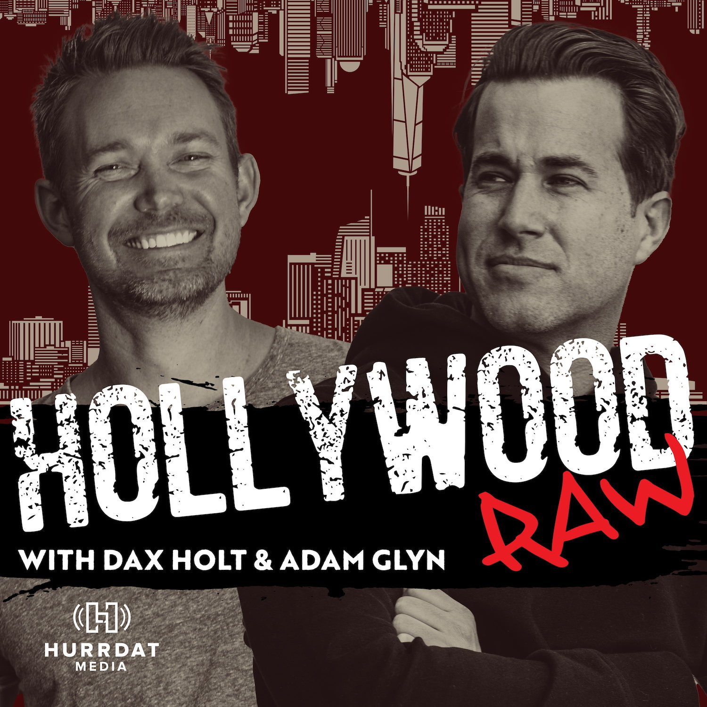 Hollywood Raw Podcast show art