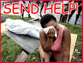 Hurricane Katrina Assistance- MP3