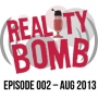 Artwork for Reality Bomb Episode 002