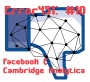 Artwork for Error451: #10 (Facebook and Cambridge Analytica)