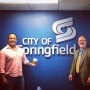 Artwork for Steering The City Of Springfield: The Greg Burris Interview