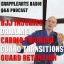 Artwork for 030 - The Second-Ever Grapplearts Q&A Podcast with Stephan Kesting