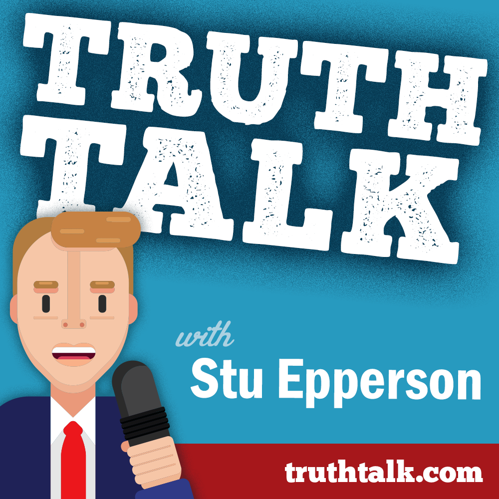TRUTH Talk with Stu Epperson show art