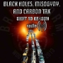 Artwork for Black Holes, Misogyny, and Carbon Tax