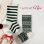 Artwork for Checking Your List: Holiday and Gift Knitting