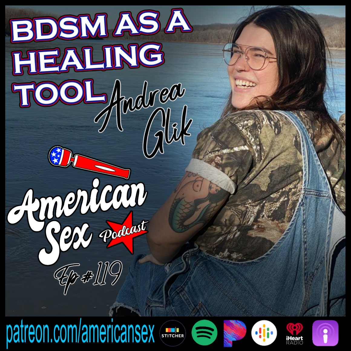 Andrea Porn Video Space Odyssey american sex podcast