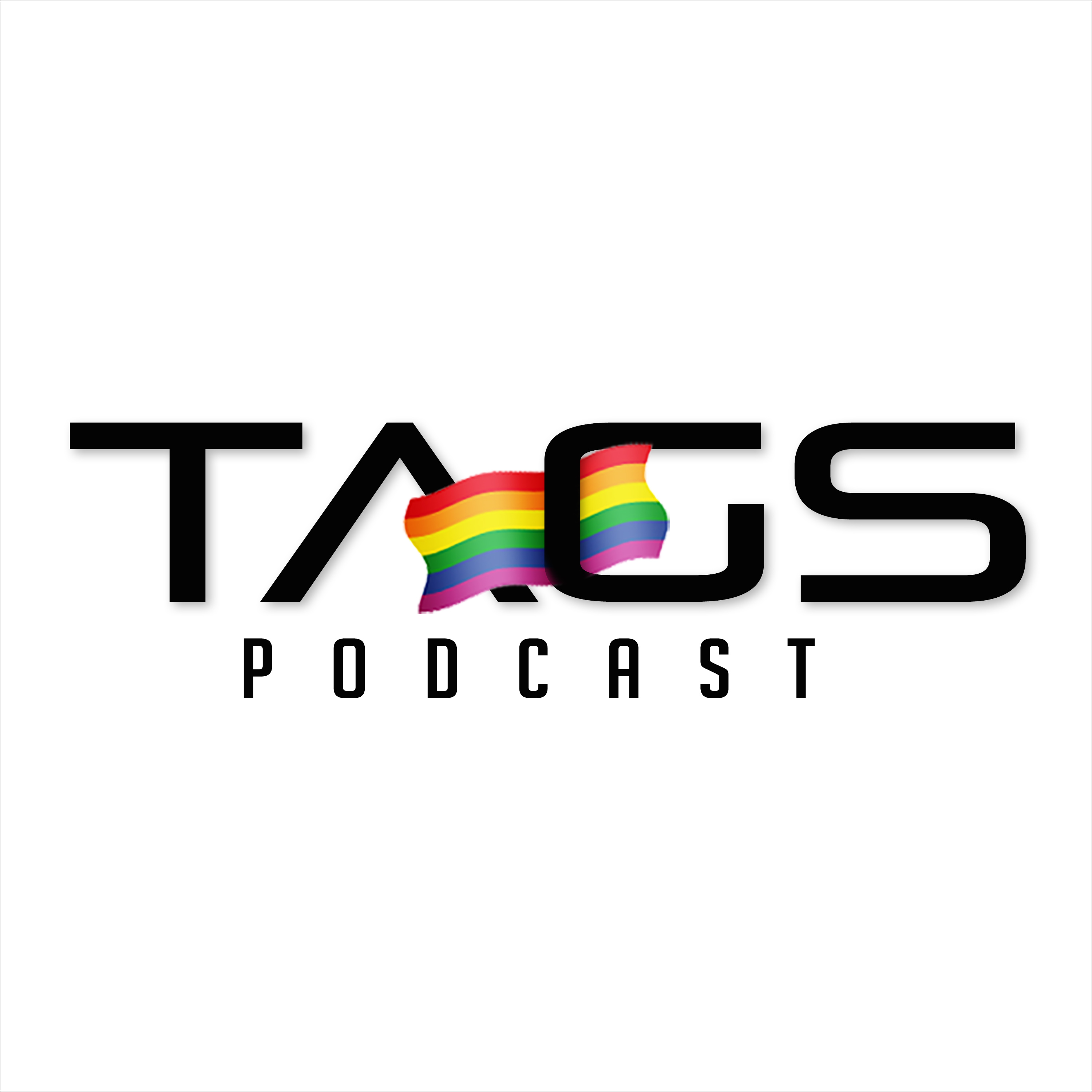 TALK ABOUT GAY SEX podcast show art