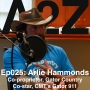 Artwork for Ep025: Arlie Hammonds - Co-Proprieter of Gator Country and Co-star of CMT's Gato
