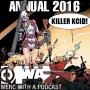 Artwork for MwaP Annual 2016: Killer kcid!