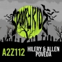 Artwork for Ep112: Spooky Kidz Clothing | Hilery and Allen Poveda