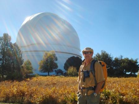 Episode 71 Mt. Palomar and the Observatory Trail