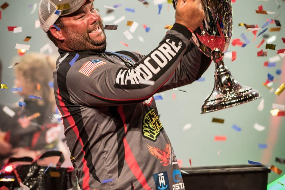 2018 FLW Forest Wood Cup Champion