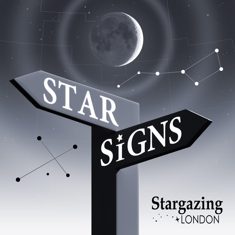 Star Signs: Go Stargazing! show art