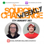 Artwork for Sourcing Challenge Weekly - A New Year Ahead - 5th January 2021