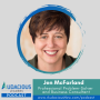 Artwork for The Crazy Simple Sweet Spot to Reach Your Goals with Jen McFarland