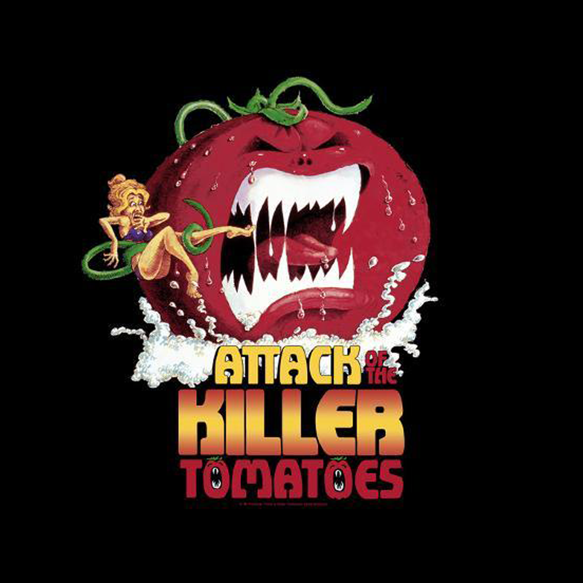 ISTYA Attack of the Killer Tomatoes