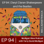 Artwork for EP 94 | Daryl Cloran Shakespeare and the Beatles