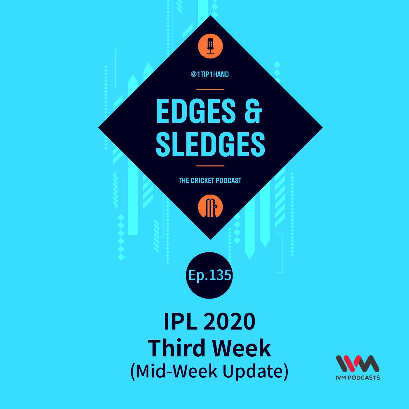 Ep. 135: IPL 2020 Third Week (Mid-Week Update)