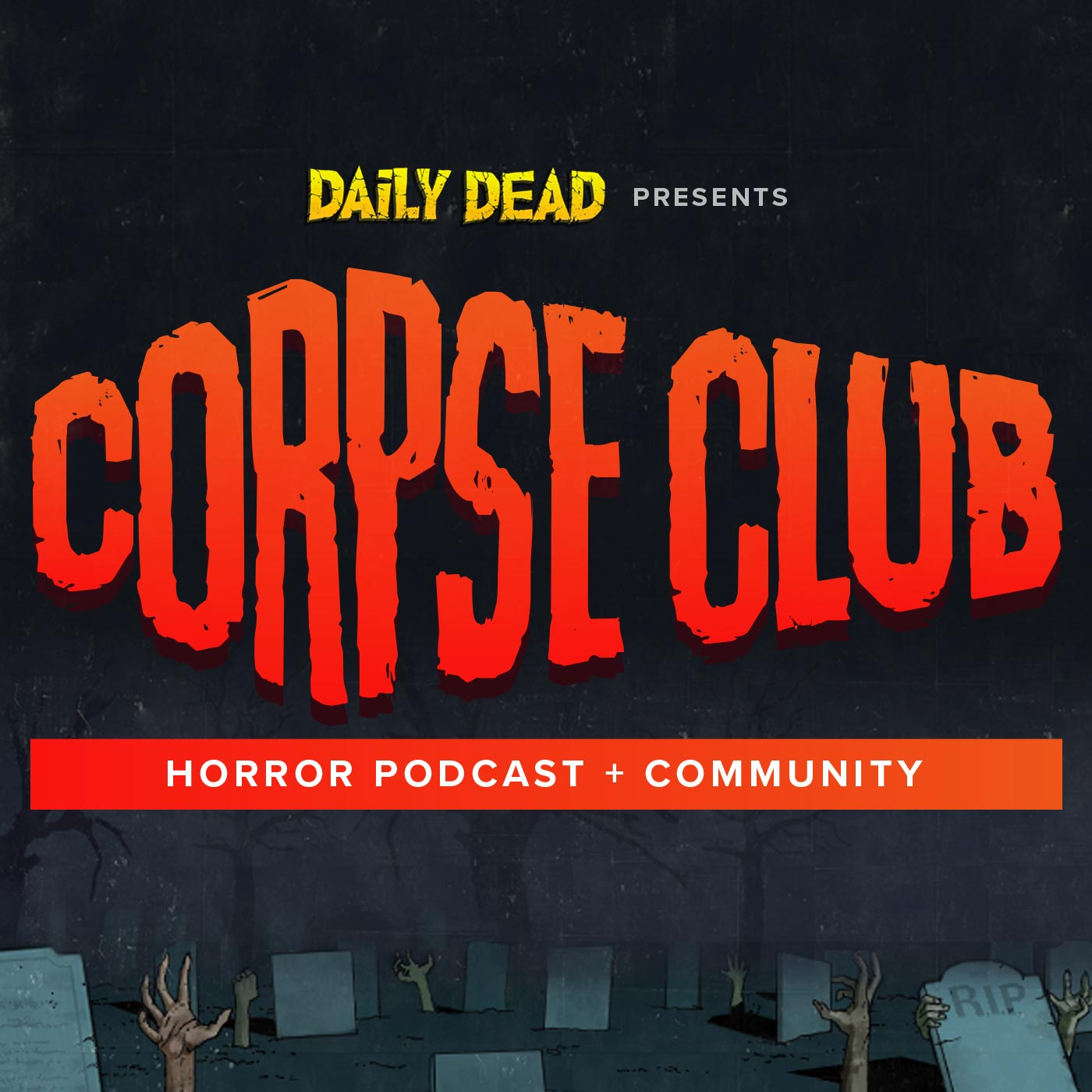 Episode 190: Corpse Club Catch-Up, Featuring VAMP, WANDAVISION, THE BLAZING WORLD show art