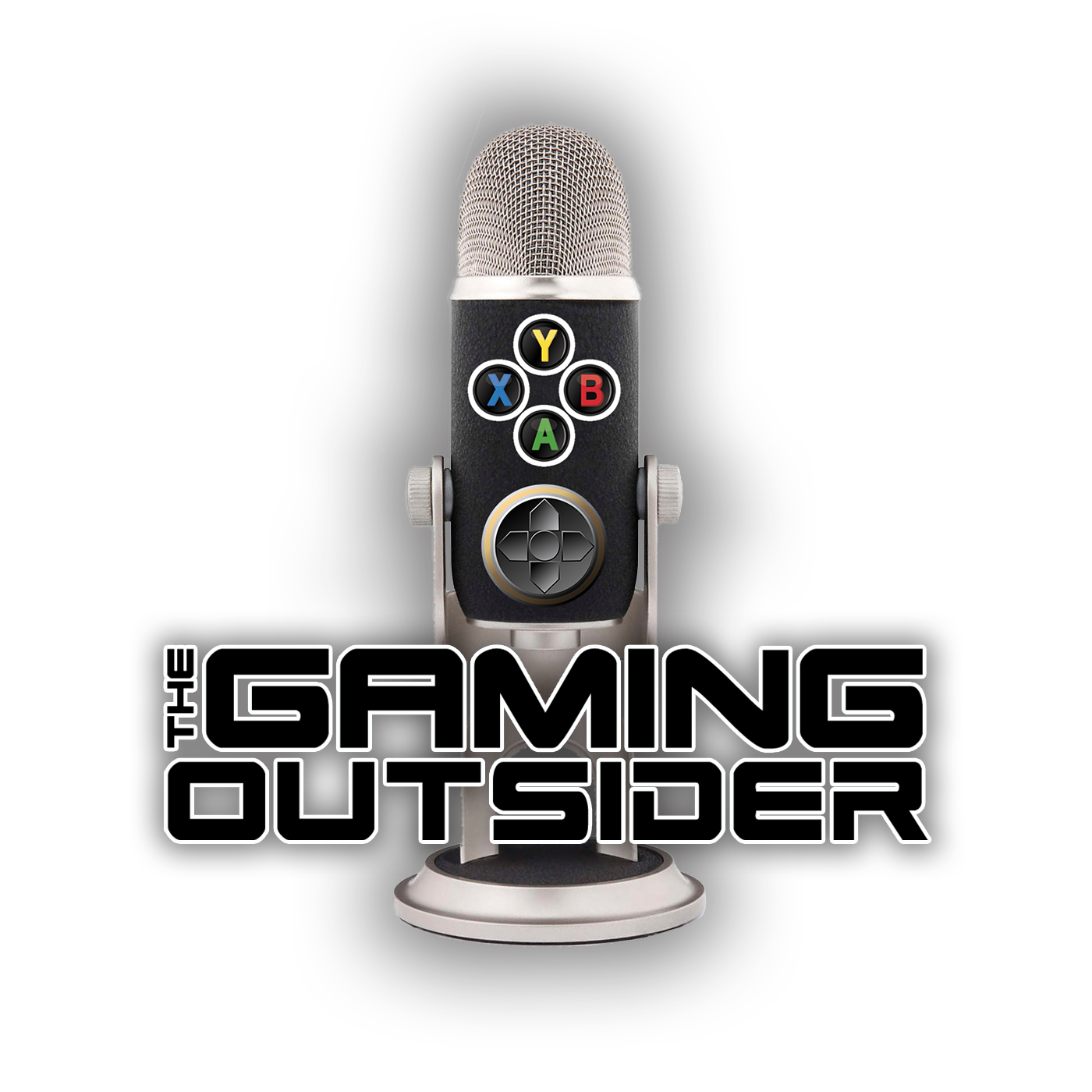 The Gaming Outsider show art