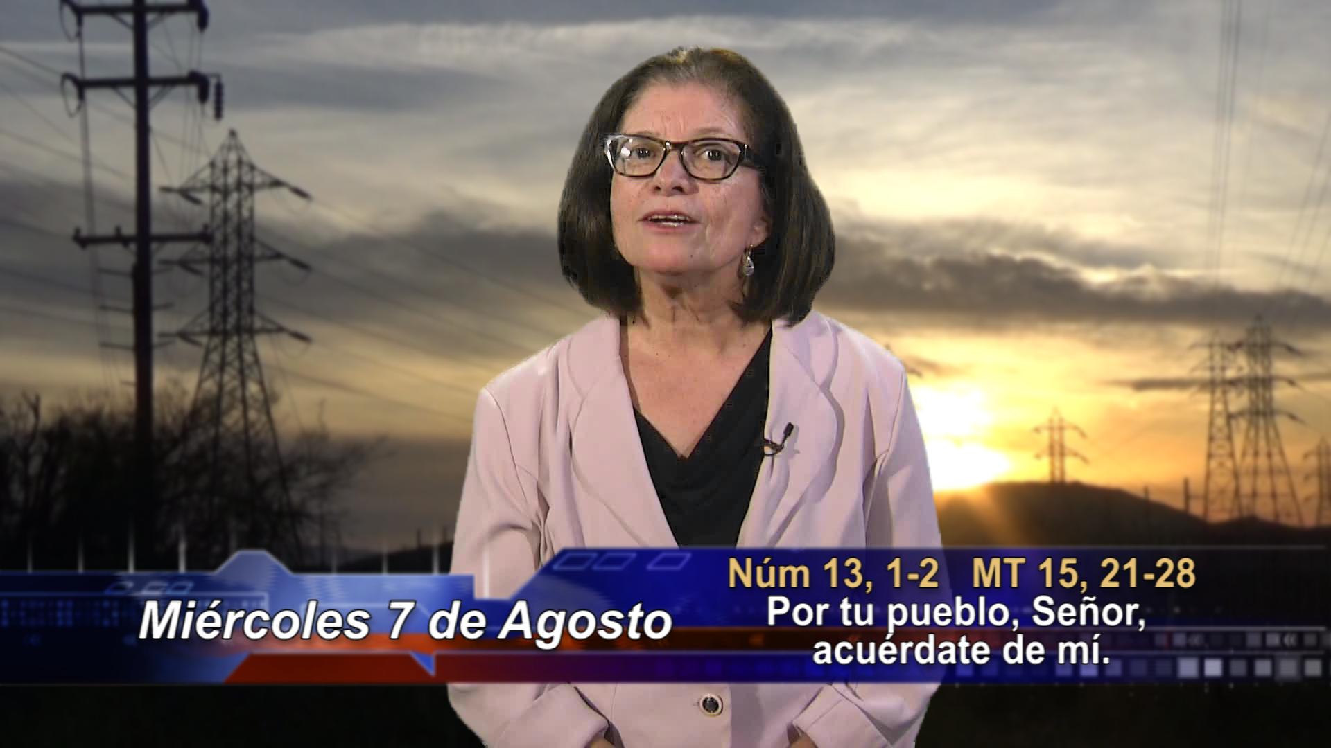 """Artwork for Dios te Habla con Maria Eva Hernandez;  Tema el hoy:  """"El Señor hablo a Moises y Aaron…""""."""