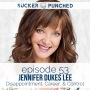 Artwork for Ep. 53 - Jennifer Dukes Lee; Disappointment, Career, & Control