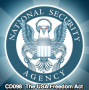 Artwork for CD098: USA Freedom Act: Privatization of the Patriot Act