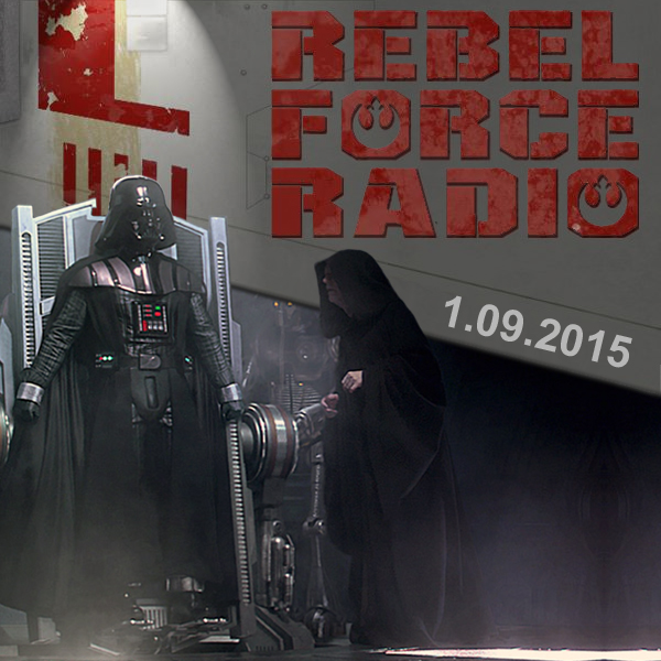 RebelForce Radio: January 9, 2015