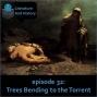 Artwork for Episode 32: Trees Bending to the Torrent (Sophocles' Antigone)