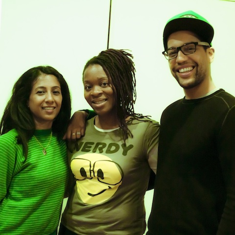 Episode 12: Hadiyah Robinson - March 17, 2013
