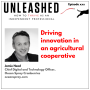 Artwork for 297. Jamie Head on driving innovation at a leading agricultural cooperative