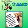 Artwork for Episode 42: AAKP Ambassador Brandy Webster 3rd Kidney Transplant Anniversary Special