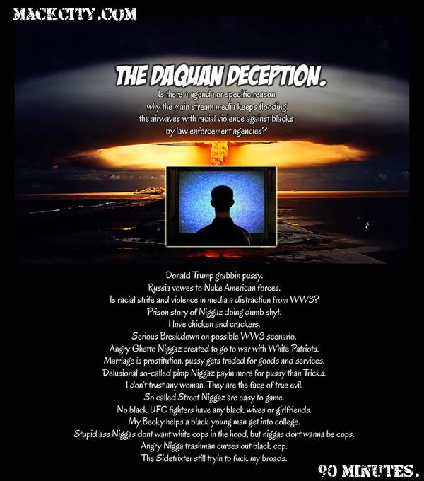 The Daquan Deception.