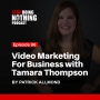 Artwork for SDN096: Video Marketing For Business with Tamara Thompson
