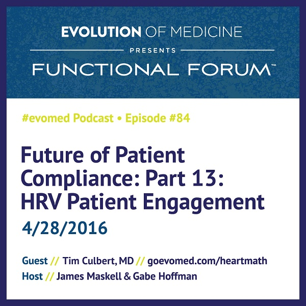 Future of Patient Compliance: Part 13: HRV Patient Engagement