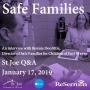 Artwork for St Joe Q&A #1 - Greg Byman interviews Bonnie Doolittle of Safe Families for Children