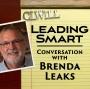 Artwork for Conversation with Brenda Leaks