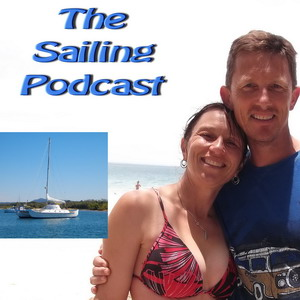 The Sailing Podcast - Episode 1 with guest Allan Breckall - Heavy Weather Sailing