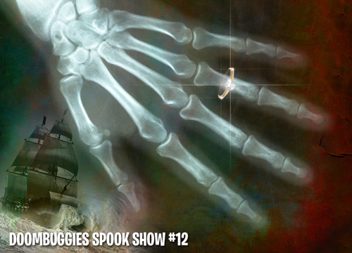 DoomBuggies Spook Show #12:  The Attic Bride, Bridget McCarty, Walt Disney World