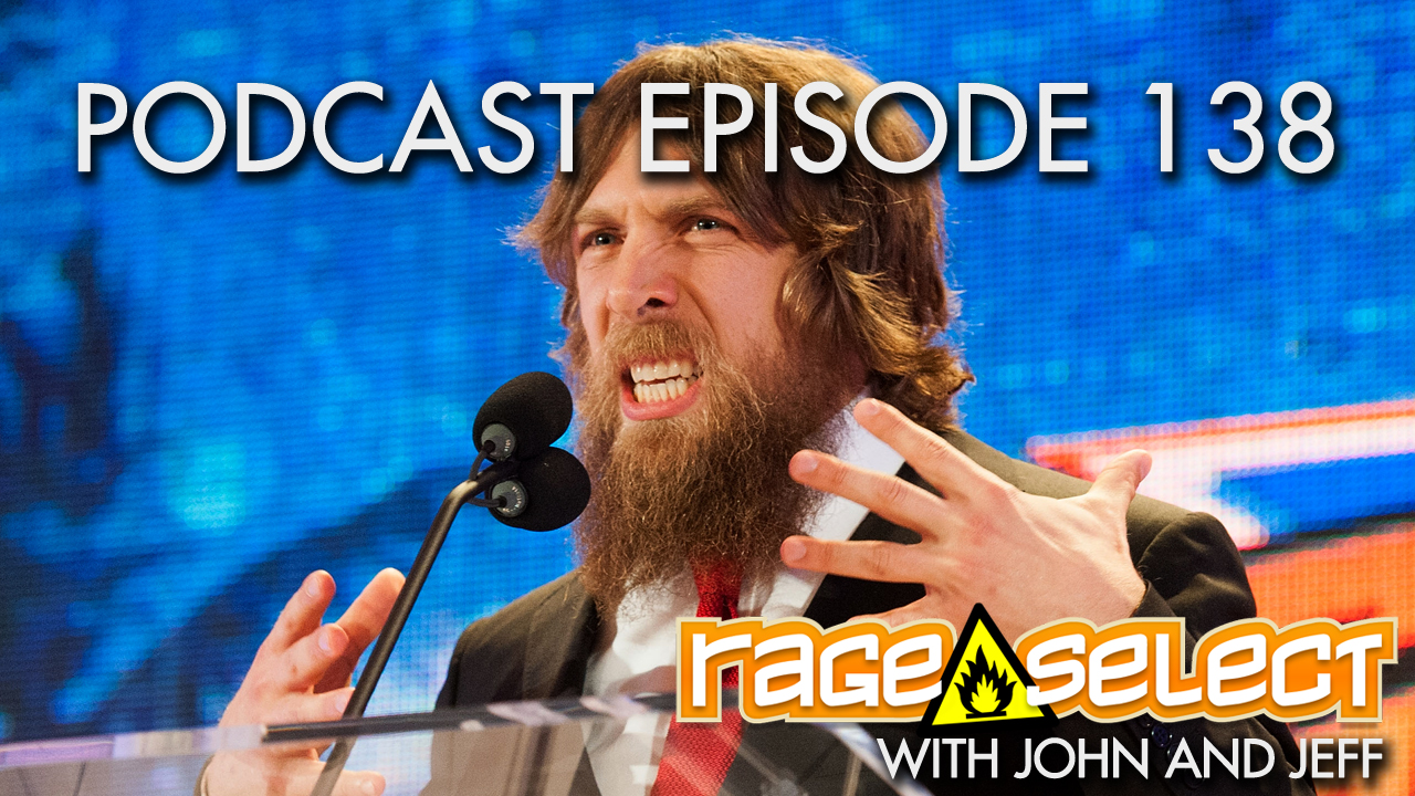 Rage Select Podcast Episode 138 - John and Jeff Answer Your Questions!