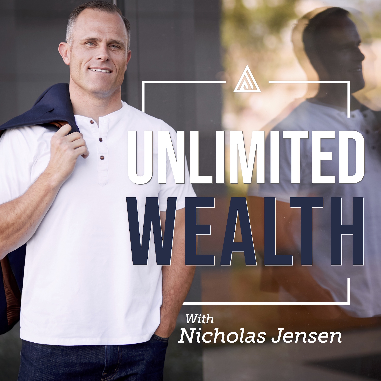 Unlimited Wealth show art